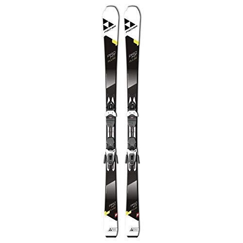 Fischer Pro MT Pulse SLR 18/19 - Allround Carving Ski + RS 9 SLR Bindung - A30118 schwarz/weiß