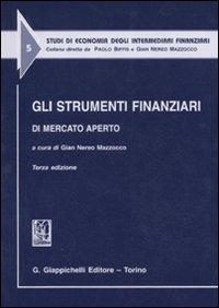 Gli strumenti finanziari di mercato