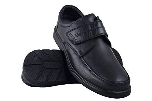 Zerimar Zapatos de Piel Antideslizantes para Hostelería Hombre