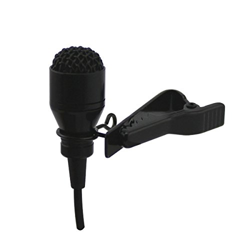 Pro JK® MIC-J 055 Lavalier Ansteck-mikrofon Externe Ansteckmikrofon für Zoom Tascam Recorders …