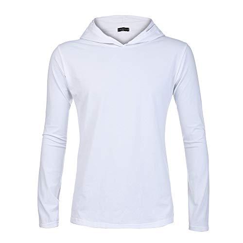 Herren Oberteile,TWBB Hoodie Langarm Pullover Sweatshirt Lange Ärmel Shirt