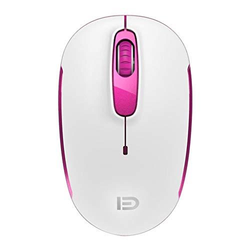 Altsommer Bluetooth Maus, Kabellose Laptop Maus für MacBook Pro/Air, iMac, Windows/Android PC, Laptop, Computer mit 2.4G USB DPI Einstellbare Wiederaufladbare Maus Kompakt Leise