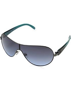 Guess Guf212Gun-3300, Gafas de Sol para Mujer, Gun Metal, 52