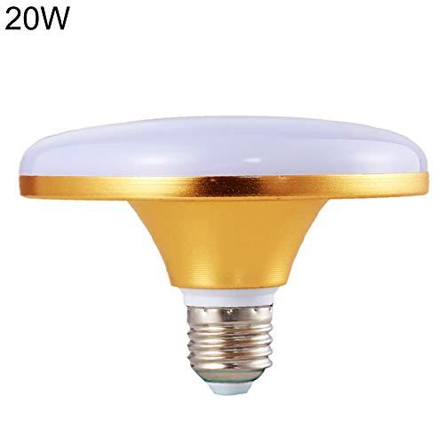 65w Glühbirne (Walkretynbe LED-Glühbirne, 12/15 / 20/30 / 40/50 / 65 W, rund, E27, energiesparend)