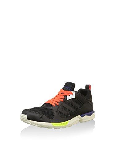 adidas ,  Herren Turnschuhe Schwarz / Orange / Weiß