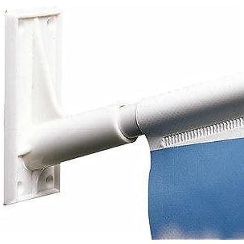 Base de plástico para colgar bandera. para mástil de diámetro 18'5mm.