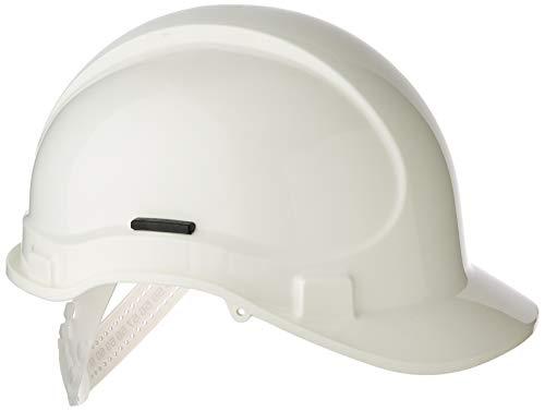 Scott Safety HC300/ELW/SBL Elite SB pelle con casco, non ventilato, colore: bianco