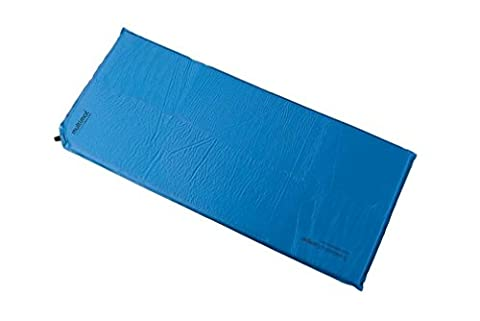MULTIMAT Camper Compact 25 3/4 Self-Inflating Camping Mat, Red, One Size