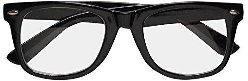 Widmann 6633N - Brille (Kostüm Ideen Nerd)
