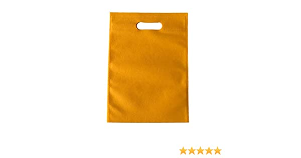 22/cm x 30/cm 200 borse per la spesa in tessuto non tessuto ecologico Pink 22cm x 30cm