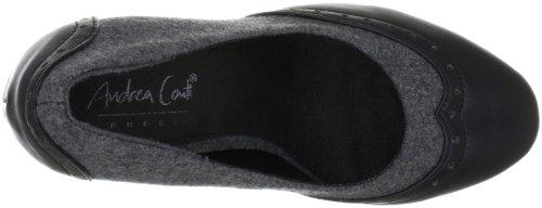 Andrea Conti 0364106, Scarpe col tacco donna Grigio (Grau (grau/schwarz 061))
