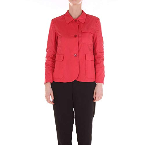 ASPESI Giacca Donna N7497961red Poliammide Rosso