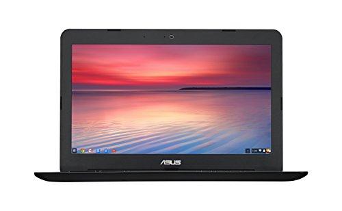 """Asus C300SA-FN005 Chromebook 13.3"""" Noir (Intel Celeron, 4 Go de RAM, EMMC 32 Go, Chrome OS)"""