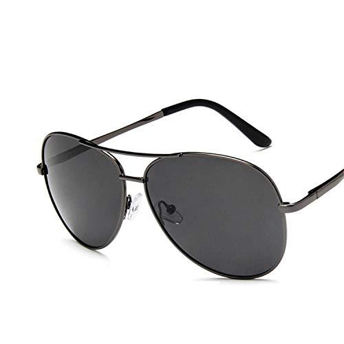 AOCCK Sonnenbrillen,Brillen, Oculos De Sol Sun Glasses Polarized Mirror Men Sunglasses Driving Glasses Metal Brand Designer Sunglass NEW Fashion Gafas Mujer C2