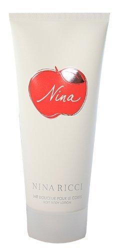 Nina Ricci Soft Body Lotion, 6.6 Ounce by Camrose Trading Inc. DBA Fragrance Express
