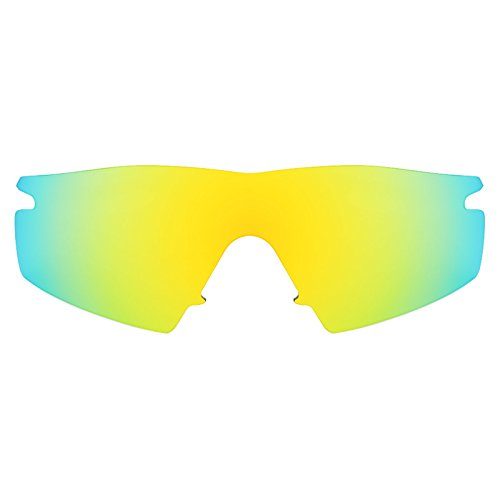 Revant Ersatzlinsen für Oakley M Frame Strike Bolt MirrorShield®