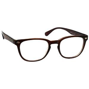 UV Reader Braun Lesebrille Designer Stil Herren Frauen UVR015