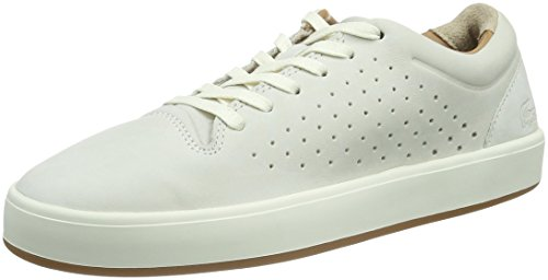 Lacoste Damen Tamora LACE UP 116 1 CAW Off WHT Sneakers, Elfenbein White-098, 41 EU