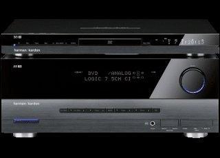 Harman Kardon HK 13828 ( AV-Receiver AVR 138 und DVD-Player DVD 28 ) Heimkinosystem HDMI Divx Surround