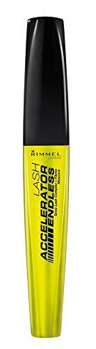 Rimmel Lash Accelerator Mascara - 7ml Black