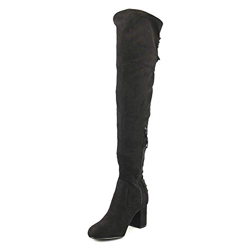avid Ollie Women Round Toe Synthetic Over The Knee Boot ()