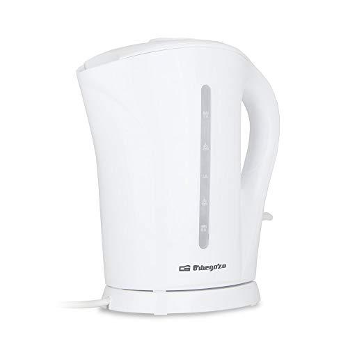 Orbegozo Hervidor de Agua KT6003 1,7L 2200W