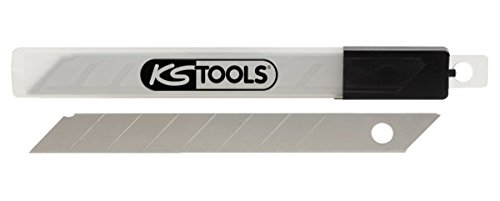 KS Tools 907.2168 Jeu de 10 Lames de cutter de rechange 9 mm pour cutter 907,2167 pas cher