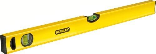 Stanley Niveau à bulle rectangulaire 3Art.14239080cm corps en aluminium