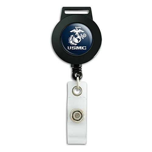 marine-corps-usmc-text-white-logo-on-blue-officially-licensed-lanyard-retractable-reel-badge-id-card