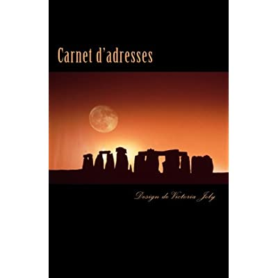 Carnet d'adresses: Adresse / Telephone / E-mail / Anniversaire / Site Web / Log in / Mot de passe / Collection Mysteres 3