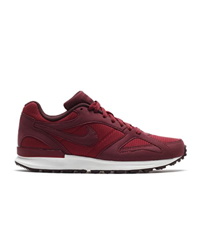 Nike Air Pegasus New Racer, Zapatillas de Running para Hombre, Rojo / Marrón (Team Red/Team Red-Mahogany-Sl), 44 1/2 EU
