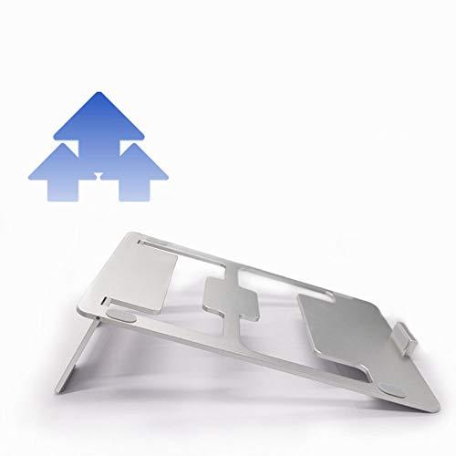 yayoushen Notebook Halterung Aluminiumlegierung abkühlende Rack faltbar universal Heizkörper Unterseite -