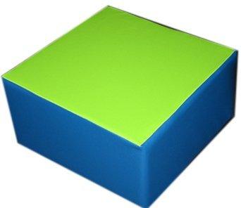 Softee–Figur quadratisch 30x 60breite x 60cm Fonds