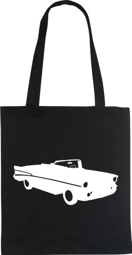 pontiac-star-chief-convertible-cabrio-designer-fun-bolsa-tote-bag-funda-de-algodn-wizuals-color-negr