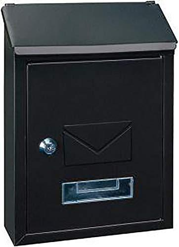 Rottner Stahl-Briefkasten Udine weiß T02952