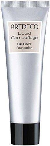Artdeco Liquid Camouflage Full Cover Foundation (Warm 60 Light Vanilla) 25 ml