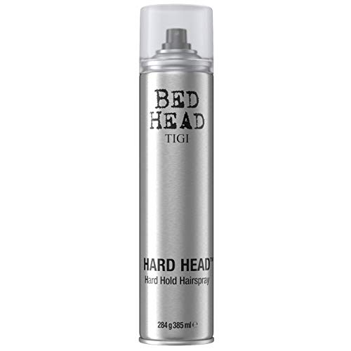 Tigi BED HEAD Hard Hairspray, 1er Pack (1 x 385 ml)