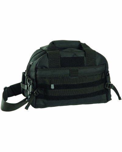 Umhängetasche Ammo Shoulder Bag Schwarz
