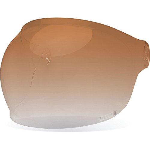 Amber Bell (Bell Bullitt Bubble Face Shield (AMBER GRADIENT) by Bell)
