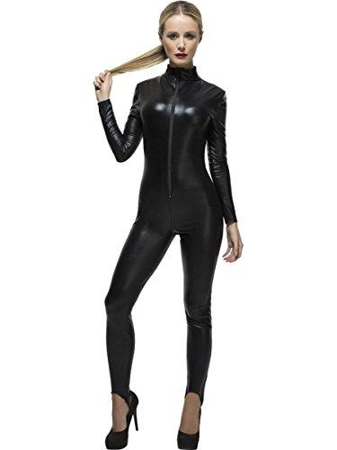 Smiffys Fever Damen Kostüm Miss Peitschenschlag sexy Domina Halloween Gr.XS