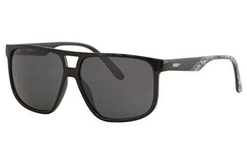 Puma Mens PU0200S Sunglasses, Adult