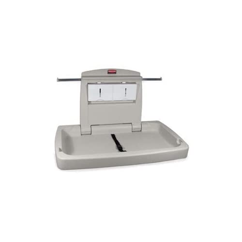 Bunzl Distribution Midcentral 17701888 Rubbermaid 7818 Baby Changing Station, Horizontal