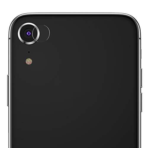 UKCOCO per iPhone XR Camera Lens Protector 10 Pack Ultra Slim HD Fotocamera Posteriore Vetro temperato Anti graffio Protezione Pellicola Protettiva