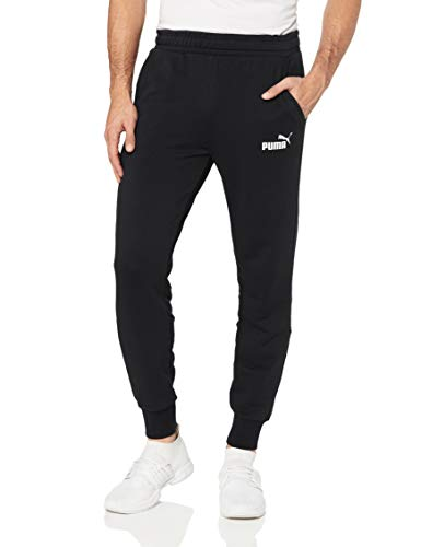 Puma Herren Amplified Sweat Pants TR Jogginghose, Cotton Black, XXL