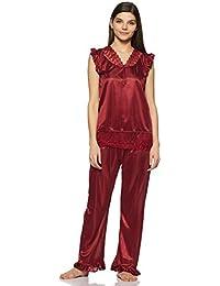 34298c7491d Reds Women s Pyjama Sets  Buy Reds Women s Pyjama Sets online at ...