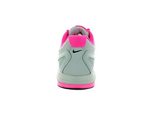 Nike Wmns Dual Fusion Run 3, Chaussures de Running Entrainement Femme Grey Mist/Black/Pink Pow