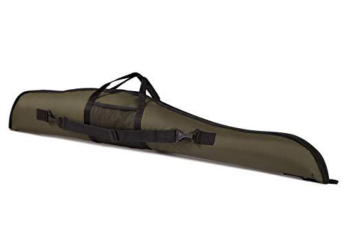 Ferocity Housse pour Arme avec Lunette, Fourreau de Transport pour Carabine 120cm Vert [15/3]