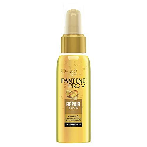 Pantene Pro-V Repair&Care Öl mit Vitamin-E, für Geschädigtes Haar, 100 ml
