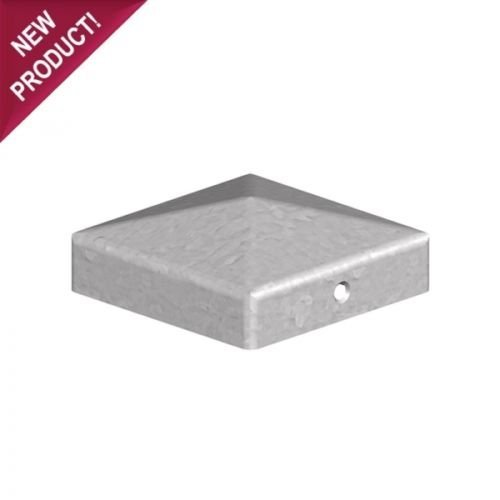 75mm-pyramid-square-galvanised-metal-fence-post-caps-for-3-posts
