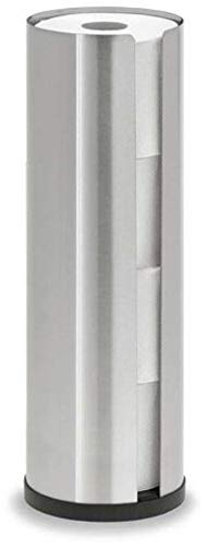 Blomus 68409 WC-Rollenhalter Nexio, Edelstahl matt (Toilettenpapier Ambiente)
